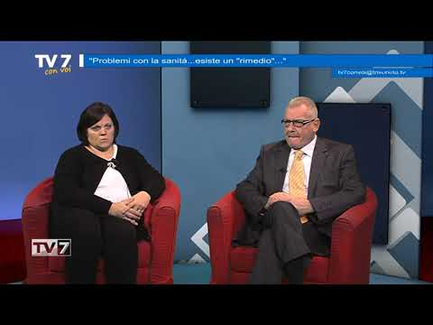 TV7 CON VOI DEL 10/1/2018 – PROBLEMI CON LA SANITà