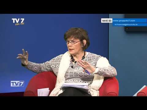 TV7 CON VOI DEL 10/3/2017 – LA CONTRATTAZIONE SOCIALE