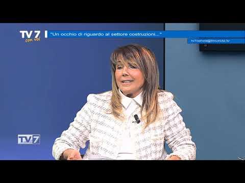 TV7 CON VOI DEL 11/03/2019 – SETTORE COSTRUZIONI