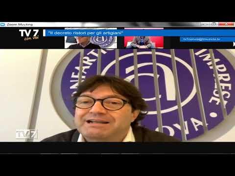 TV7 CON VOI DEL 11/11/2020 – DECRETO RISTORI