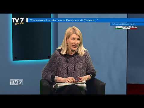 TV7 CON VOI DEL 11/3/20 – IL PUNTO CON LA PROVINCIA