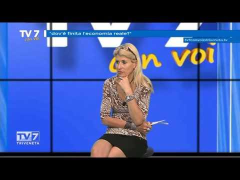 TV7 CON VOI DEL 11/5/2016 – DOV'è FINITA L'ECONOMIA REALE?