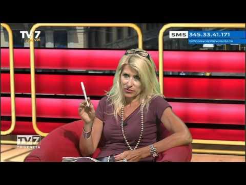 TV7 CON VOI DEL 12/7/2016 – DI NUOVO TIMORI SULLE BANCHE?