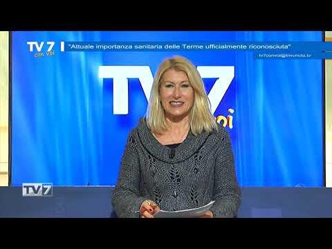 TV7 CON VOI DEL 13/1/2021 – TERME