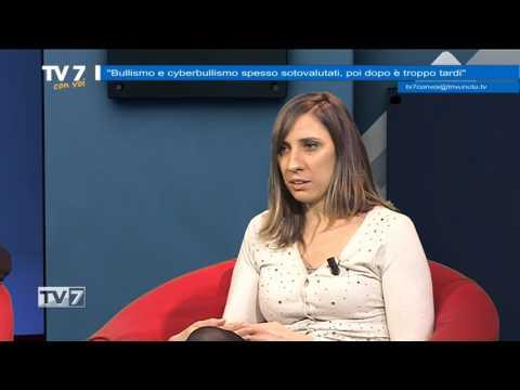 TV7 CON VOI DEL 13/2/2017 – BULLISMO E CYBERBULLISMO