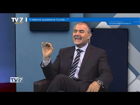 TV7 CON VOI DEL 14/10/2019 – QUESTIONE CURDA
