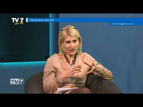 TV7 CON VOI DEL 14/2/2017 – QUESTIONI PENALI