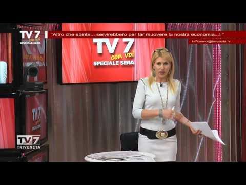 TV7 CON VOI DEL 15/03/2016 – COME FAR RIPARTIRE L'ECONOMIA