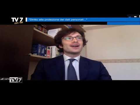 TV7 CON VOI DEL 15/4/2020 – DIRITTO ALLA PRIVACY