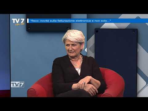 TV7 CON VOI DEL 16/4/2018 – FISCO NOVITà