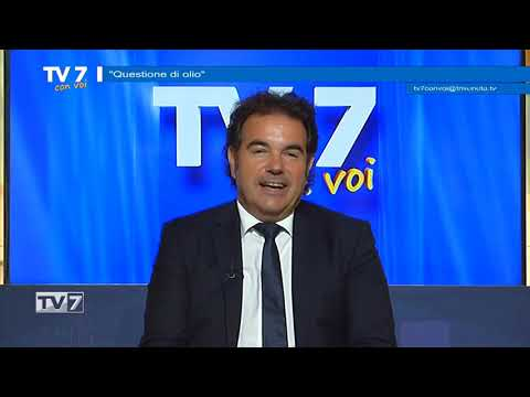 TV7 CON VOI DEL 16/9/2020 – QUESTIONE DI OLIO