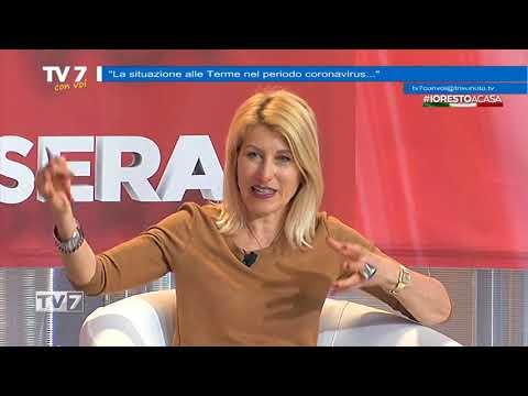 TV7 CON VOI DEL 17/3/2020 –  SITUAZIONE ALLE TERME