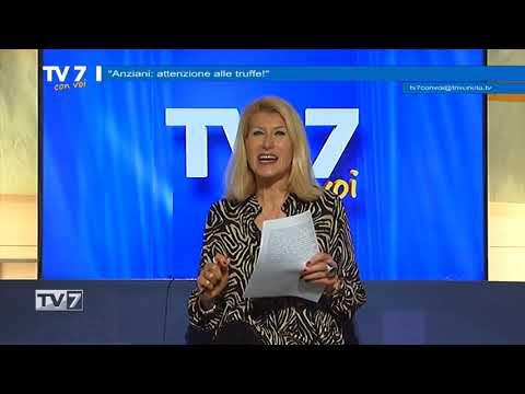 TV7 CON VOI DEL 18/12/2020 – TRUFFE AGLI ANZIANI