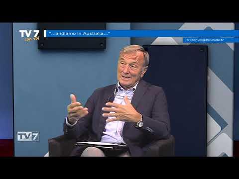TV7 CON VOI DEL 2/10/2019 – ANDIAMO IN AUSTRALIA