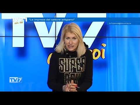 TV7 CON VOI DEL 2/12/2020 – SETTORE ARTIGIANO
