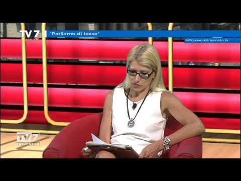 TV7 CON VOI DEL 2/6/2016 – PARLIAMO DI TASSE
