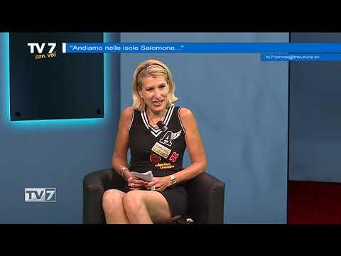 TV7 CON VOI DEL 20/6/2019 – ISOLE SALOMONE