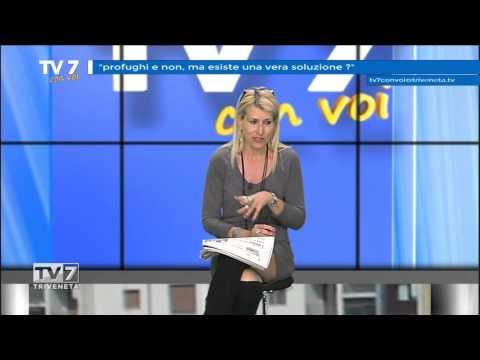 TV7 CON VOI DEL 21/04/2015 – PROFUGHI E NON…