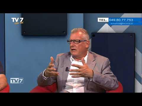 TV7 CON VOI DEL 21/6/2018 –  FEDERCONTRIBUENTI