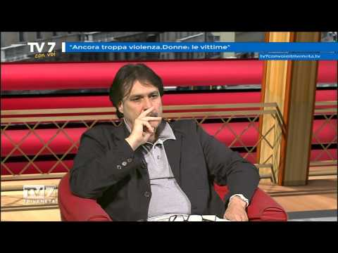 TV7 CON VOI DEL 22/05/2015 – ANCORA TROPPA VIOLENZA