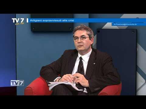 TV7 CON VOI DEL 22/2/2017 – ARTIGIANI