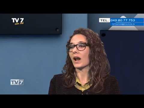TV7 CON VOI DEL 22/5/2018 – DISAGIO GIOVANILE