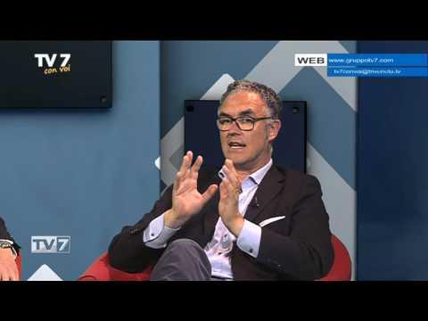 TV7 CON VOI DEL 22/6/2017 – LE SFIDE DELL'ECONOMIA