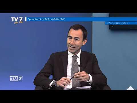 TV7 CON VOI DEL 23/4/2019 – MALASANITà