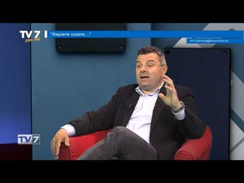 TV7 CON VOI DEL 24/4/2017 – SAPERE OSARE