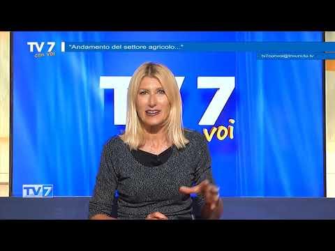 TV7 CON VOI DEL 24/9/2020 – SETTORE AGRICOLO