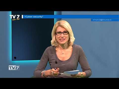 TV7 CON VOI DEL 25/4/2019 – CYBERSECURITY