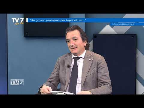 TV7 CON VOI DEL 28/1/20 – PROBLEMATICHE AGRICOLTURA