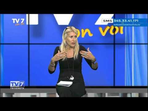 TV7 CON VOI DEL 28/10/2015 – CORRETTIVI PER LA SANITà VENETA