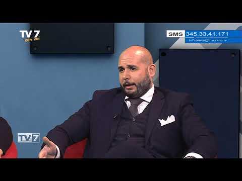 TV7 CON VOI DEL 28/3/18 SERVIZI AL COSTO CALMIERATO