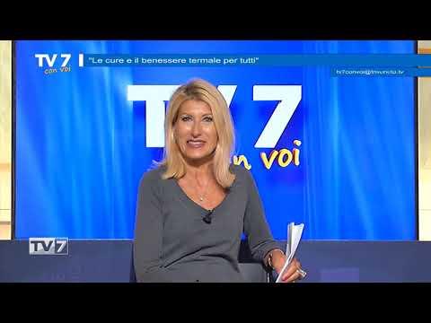 TV7 CON VOI DEL 29/9/2020 – LE CURE E IL BENESSERE