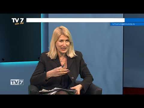 TV7 CON VOI DEL 3/3/2020 – EVITARE IL CONTAGIO