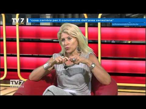 TV7 CON VOI DEL 30/6/2016 – COMMERCIO DEL VENEZIANO