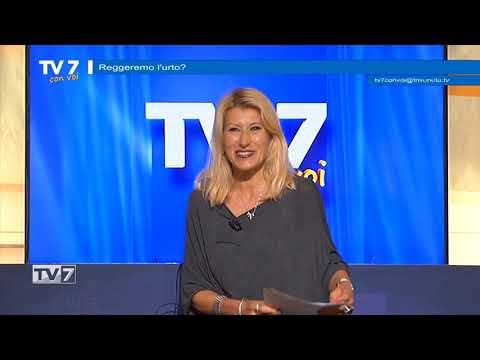 TV7 CON VOI DEL 5/11/2020 – REGGEREMO L'URTO?