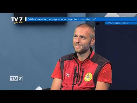 TV7 CON VOI DEL 5/7/2019 – AFFRONTARE LA MONTAGNA