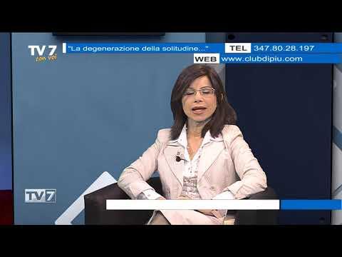 TV7 CON VOI DEL 6/03/2019 – SOLITUDINE