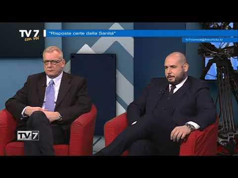 TV7 CON VOI DEL 6/2/2018 – RISPOSTE DALLA SANITà