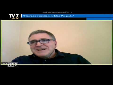 TV7 CON VOI DEL 8/4/2020 – DELIZIE PASQUALI
