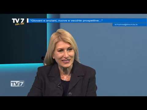 TV7 CON VOI DEL 9/1/2020 – GIOVANI E ANZIANI