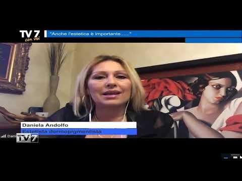 TV7 CON VOI DEL 9/4/2020 – L'ESTETICA è IMPORTANTE