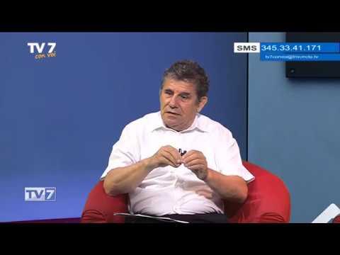 TV7 CON VOI DEL 9/7/2018 – PIù ATTENZIONE AL LAVORO