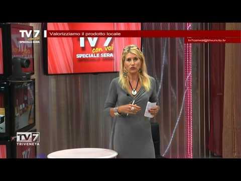 TV7 CON VOI SERA 13/10/2015:VALORIZZIAMO IL PRODOTTO LOCALE