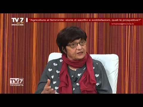 TV7 CON VOI SERA DEL 01/03/2016 – AGRICOLTURA AL FEMMINILE