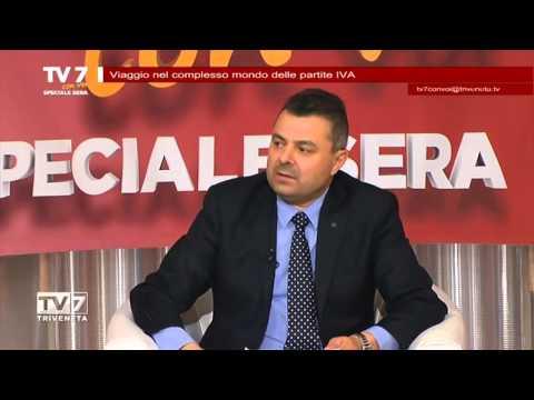 TV7 CON VOI SERA DEL 02/02/2016 – IL MONDO DELLE PARTITE IVA