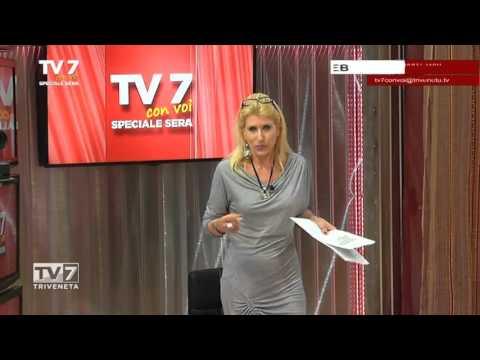 TV7 CON VOI SERA DEL 08/03/2016 – DISCRIMINAZIONE FEMMINILE