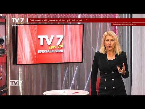 TV7 CON VOI SERA DEL 1/12/2020
